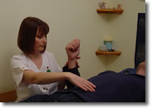 Kinesiology Treatment at Willow Natural Therapy Clinic, Melbourne, Derby, Derbyshire
